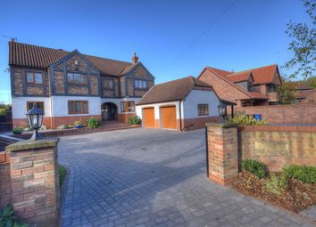 Thumbnail 5 bed detached house for sale in Sheeprake Lane, Sewerby, Bridlington