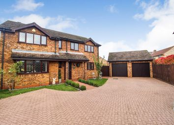Thumbnail 5 bed detached house for sale in Payne Road, Wootton, Bedford