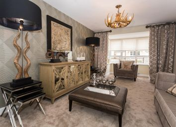 """Thumbnail 4 bed detached house for sale in """"Dunvegan"""" at Auchinleck Road, Glasgow"""