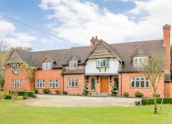 Thumbnail 5 bed detached house for sale in Forshaw Heath Lane, Earlswood, Solihull