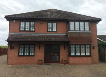 Thumbnail 5 bed detached house for sale in Gipsy Lane, Irchester, Wellingborough