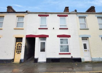 Thumbnail 2 bed terraced house for sale in Cecil Road, Exeter, Devon