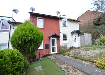 Thumbnail 2 bed terraced house for sale in Chelmsford Road, Exeter
