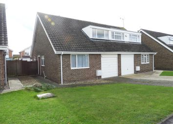 Thumbnail 2 bed semi-detached house for sale in Sywell Road, Coleview, Swindon