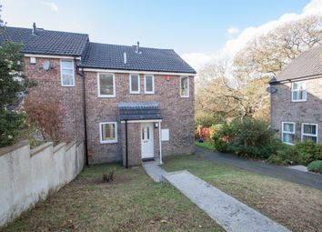 Thumbnail 3 bed end terrace house for sale in Hessary Drive, Roborough, Plymouth