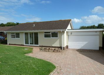 Thumbnail 2 bedroom bungalow to rent in Foxholes Hill, Exmouth