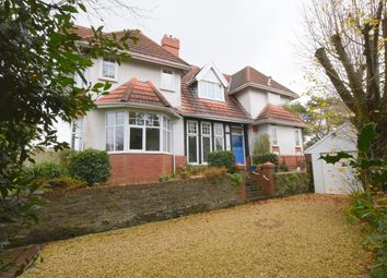 Thumbnail 4 bed detached house for sale in Tavistock Road, Sketty, Swansea, Abertawe