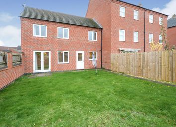 Thumbnail 3 bed semi-detached house for sale in Moorhen Close, Witham St. Hughs, Lincoln, Lincolnshire