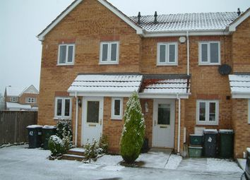 Thumbnail 2 bed terraced house to rent in Walstow Crescent, Armthorpe, Doncaster