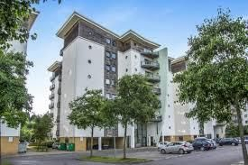 Thumbnail 2 bed flat to rent in Catrine, Victoria Wharf, Watkiss Way