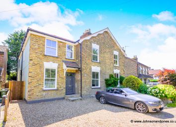 Thumbnail 5 bed cottage for sale in Shortwood Common, Staines