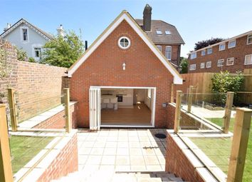 Thumbnail 3 bed detached bungalow for sale in Sedlescombe Road South, St. Leonards-On-Sea, East Sussex