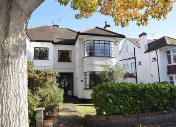 Thumbnail 3 bed semi-detached house for sale in Quorn Gardens, Leigh-On-Sea, Essex