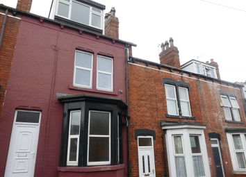 Thumbnail 4 bedroom terraced house for sale in Gilpin Terrace, Leeds