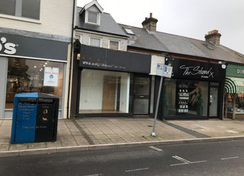 Thumbnail Retail premises to let in 424 Ashley Road, Parkstone, Poole