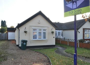Thumbnail 4 bed semi-detached bungalow for sale in Meadway, Staines Upon Thames, Surrey