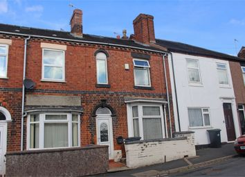 Thumbnail 3 bedroom terraced house for sale in Ainsworth Street, Stoke-On-Trent, Staffordshire