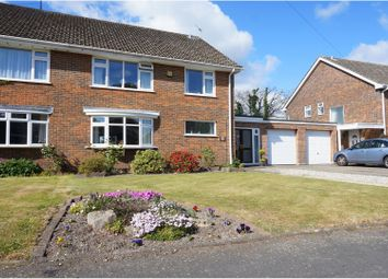 Thumbnail 4 bed semi-detached house for sale in Bure Homage Gardens, Christchurch