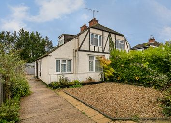 Thumbnail 4 bed semi-detached house for sale in Oakwood Road, Horley, Surrey