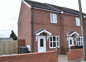 Thumbnail 2 bed semi-detached house to rent in Oversetts Road, Newhall, Swadlincote