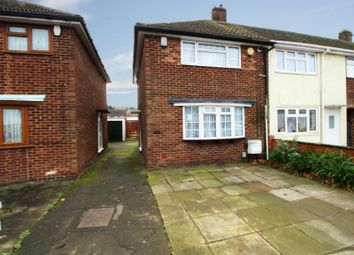 Thumbnail 3 bedroom terraced house for sale in Dallow Road, Luton, Bedfordshire