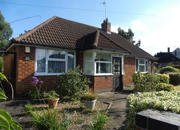Thumbnail 2 bed bungalow to rent in Barbara Avenue, Kirby Muxloe, Leicester