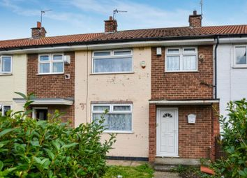 Thumbnail 2 bed terraced house to rent in Hemswell Avenue, Hull