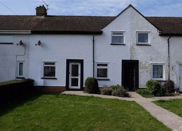 Thumbnail 2 bed terraced house to rent in Castle Road, Rhoose, Vale Of Glamorgan
