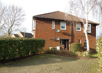 Thumbnail 1 bedroom flat for sale in Belvoir Avenue, Emerson Valley, Milton Keynes