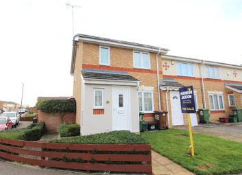Thumbnail 3 bed end terrace house for sale in Sandpiper Drive, Watermead Park, Slade Green