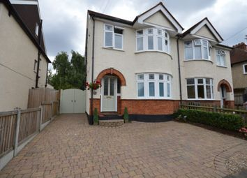 Thumbnail 4 bed semi-detached house to rent in Moulsham Drive, Chelmsford