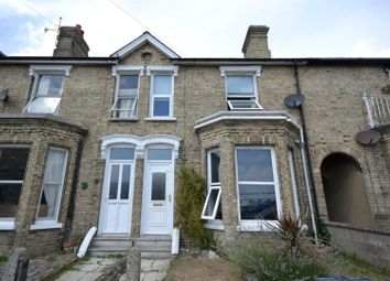 Thumbnail 4 bed property for sale in Manor Terrace, Felixstowe