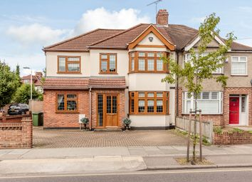 Thumbnail 4 bed semi-detached house for sale in Suttons Lane, Hornchurch