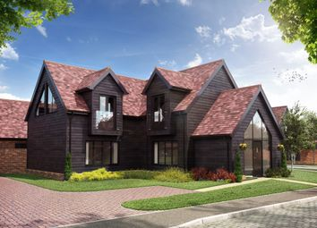 Thumbnail 5 bedroom detached house for sale in Willows Rest, Northill Meadows, Ickwell Road, Northill