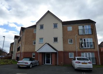Thumbnail 2 bed flat for sale in Balmoral Way, Birmingham, West Midlands