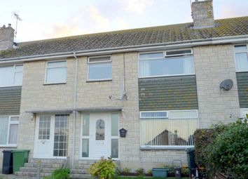 Thumbnail 3 bed terraced house for sale in Four Acres, Portland, Dorset