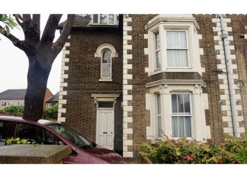 Thumbnail 1 bedroom flat for sale in 105 Fletton Avenue, Peterborough