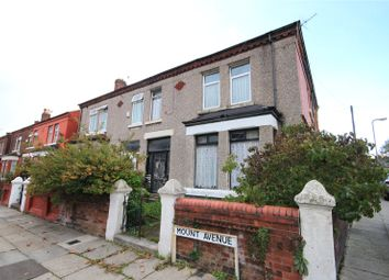 Thumbnail 4 bed semi-detached house for sale in Mount Avenue, Bootle, Merseyside