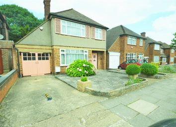Thumbnail 3 bed detached house for sale in Pangbourne Drive, Stanmore HA7, Middlesex