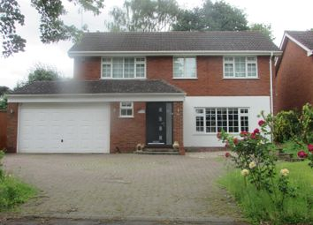 Thumbnail 4 bed detached bungalow to rent in Coleshill Road, Curdworth, Sutton Coldfield, West Midlands