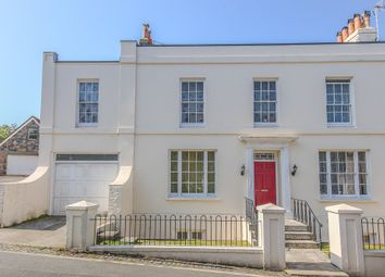 4 bed terraced house for sale in St Jacques, St Peter Port, Guernsey GY1