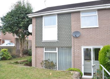 Thumbnail 3 bed semi-detached house for sale in Middle Budleigh Meadow, Newton Abbot, Devon