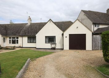 Thumbnail 3 bed semi-detached bungalow for sale in Town Close, Mere Road, Finmere, Buckingham