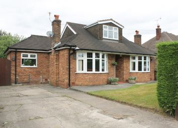 Thumbnail 3 bed bungalow for sale in Buxton Road, Congleton