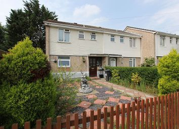 Thumbnail 3 bedroom end terrace house for sale in Cheshire Drive, Bournemouth, Dorset