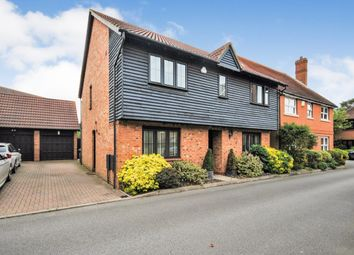 Thumbnail 4 bed detached house for sale in West Hayes, Hatfield Heath, Bishop's Stortford