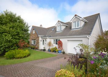 Thumbnail 4 bedroom detached house for sale in Kerensa Gardens, Goonown, St Agnes, Cornwall