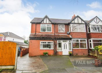 Thumbnail 5 bed semi-detached house for sale in Southgate, Flixton