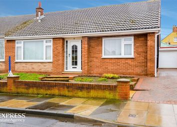 Thumbnail 3 bedroom semi-detached bungalow for sale in Lastingham Avenue, Middlesbrough, North Yorkshire