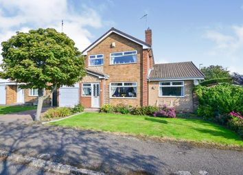 Thumbnail 4 bed detached house for sale in Tewkesbury Avenue, Mansfield Woodhouse, Mansfield, Nottinghamshire